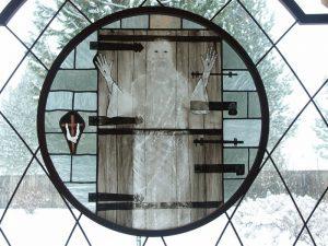 Jesus Appears in the Locked Room
